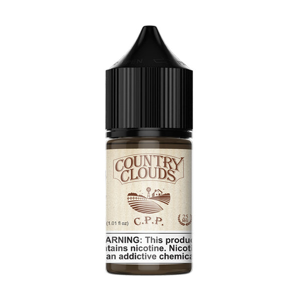 Country Clouds Salt – Chocolate Puddin'