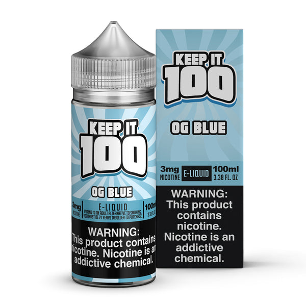 OG Blue by Keep It 100
