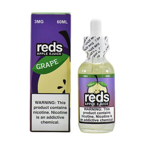 REDS GRAPE BY REDS APPLE