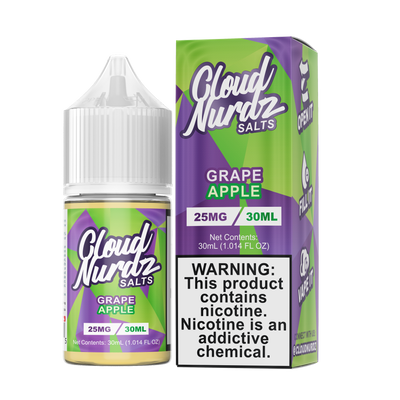 Grape Apple SALT by Cloud NURDZ