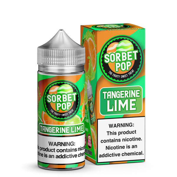 SORBET POP - TANGERINE LIME