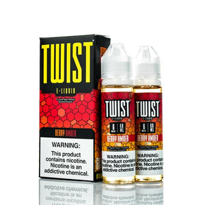 Berry Amber by Cookie Twist E-Liquids