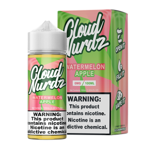 Watermelon Apple by Cloud NURDZ
