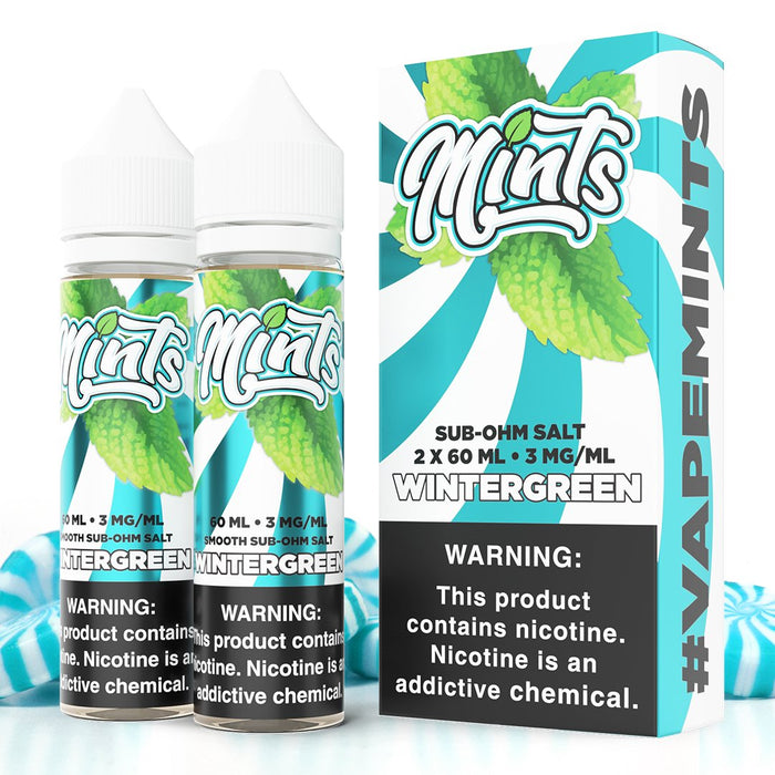 MINTS - Wintergreen