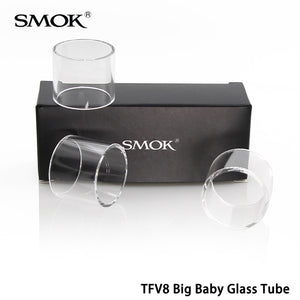 Smok TFV8 Big Baby Replacement Glass - 3 Pack