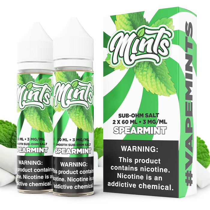 MINTS - Spearmint