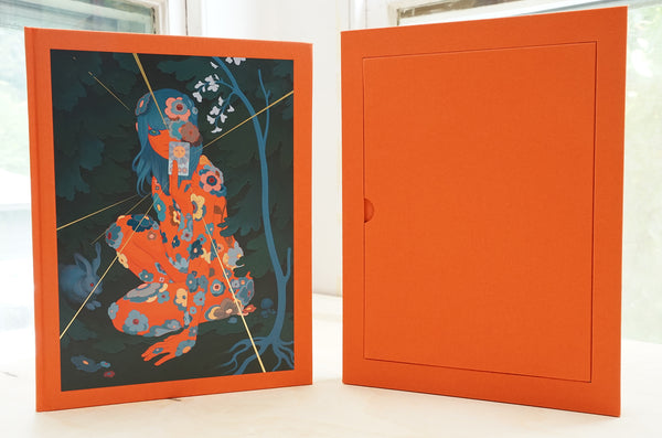 "James Jean ""Azimuth"" Vapor Slipcase Edition"