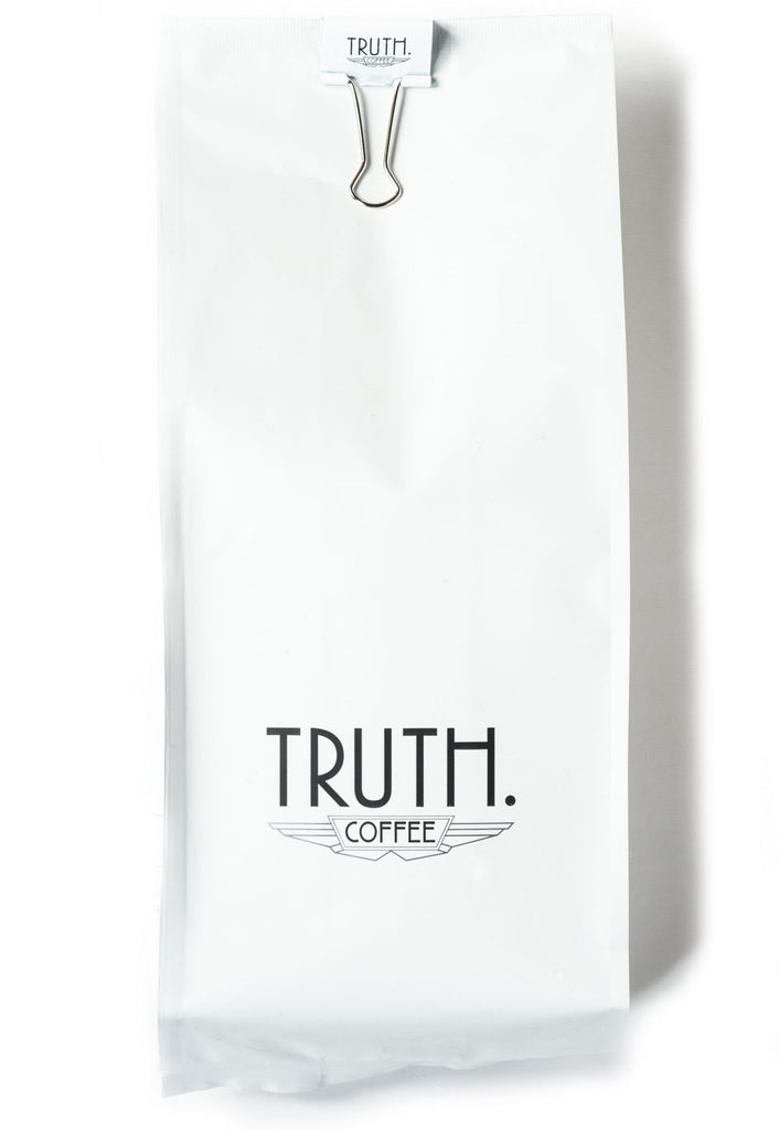 Truth coffee beans, Resurrection Blend (225g)
