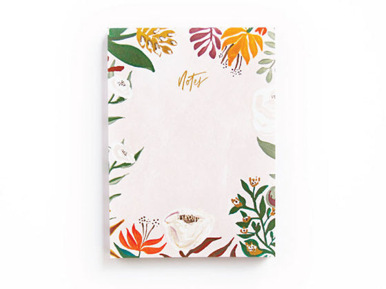 Blooming Notepad