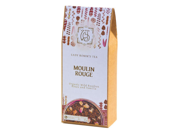 Lady Bonin's Moulin Rouge Tea