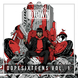 DOPESIXTEENS VOL. 1 [Digital Copy]