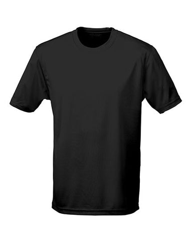 Funktions T-Shirt  black