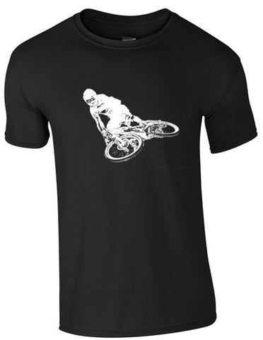 Downhill Whip T-Shirt black