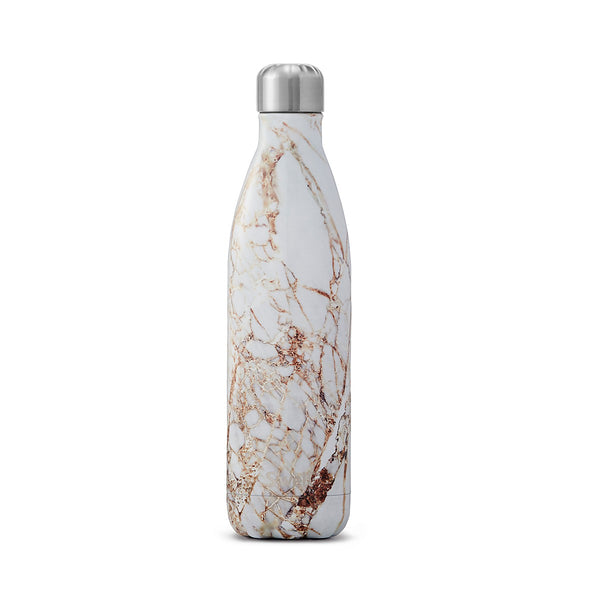 Swell bottle-Calacatta Gold-25 oz