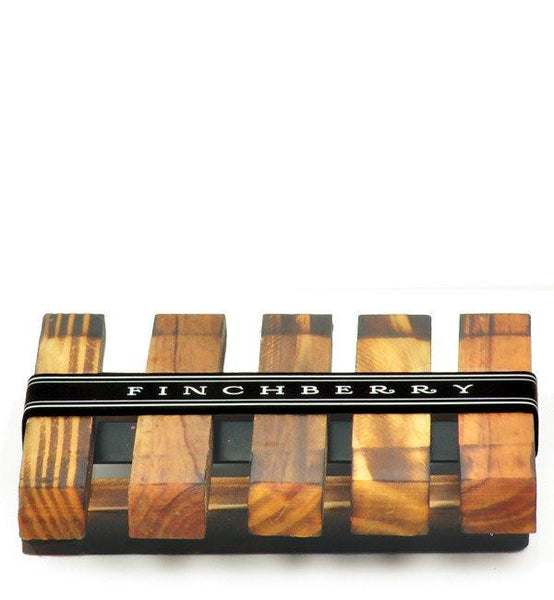 FinchBerry Wooden Soap Dish - Market Street Boutique St Augustine