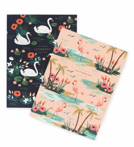 Rifle Paper Co Notebook Birds of a Feather Collection