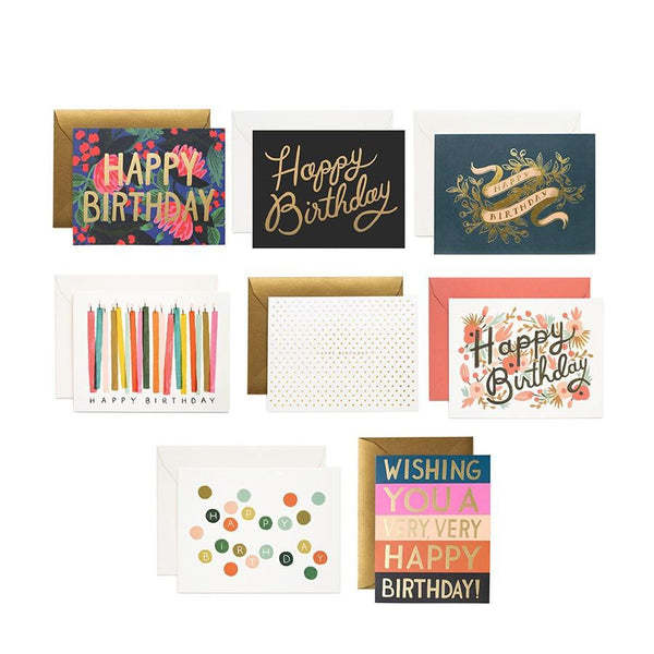 Rifle Paper Cards - Market Street Boutique St Augustine