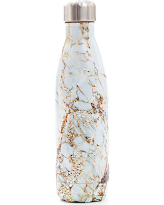 S'Well Bottle-Calacatta Gold-17 oz - Market Street Boutique St Augustine