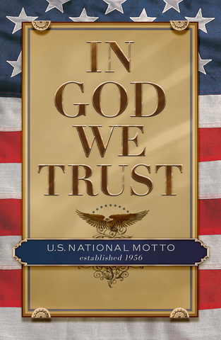 In God We Trust Poster 2.0 (General)