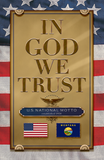 In God We Trust Poster 2.0 (State Specific)