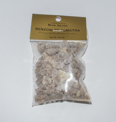 Benzoin of Sumatra Resin