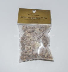 Benzoin of Sumatra Resin - Raw Energy Tools