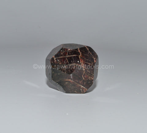 Garnet Faceted