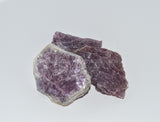 Lepidolite Slices - Raw Energy Tools