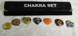 Engraved Heart Chakra Set - Raw Energy Tools