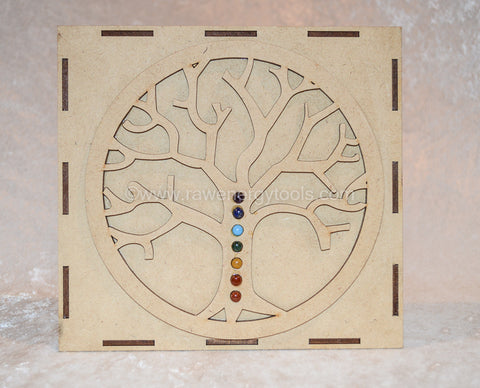 Tree of Life Chakra Kit