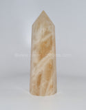Citrine Polished Points - Raw Energy Tools