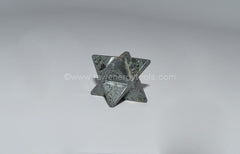 Hematite Merkaba - Raw Energy Tools