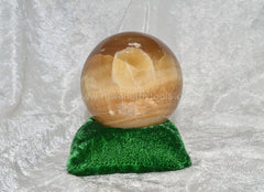 Aragonite Sphere - Raw Energy Tools