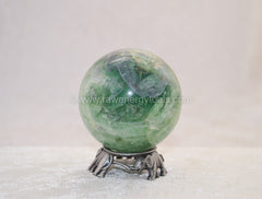 Fluorite Sphere - Raw Energy Tools