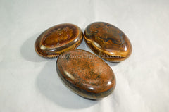 Tiger's Eye Palmstones