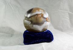 Agate Sphere - Raw Energy Tools