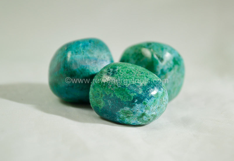 Chrysocolla - Raw Energy Tools