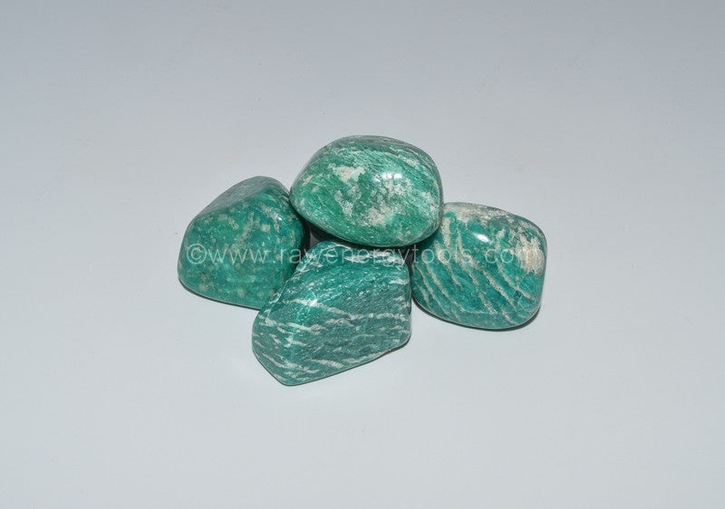 Amazonite - Raw Energy Tools