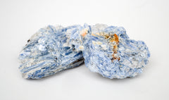Blue Kyanite Clusters