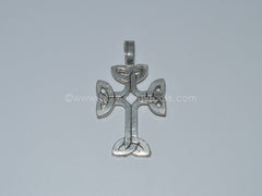 Celtic Holy Cross Amulet - Raw Energy Tools