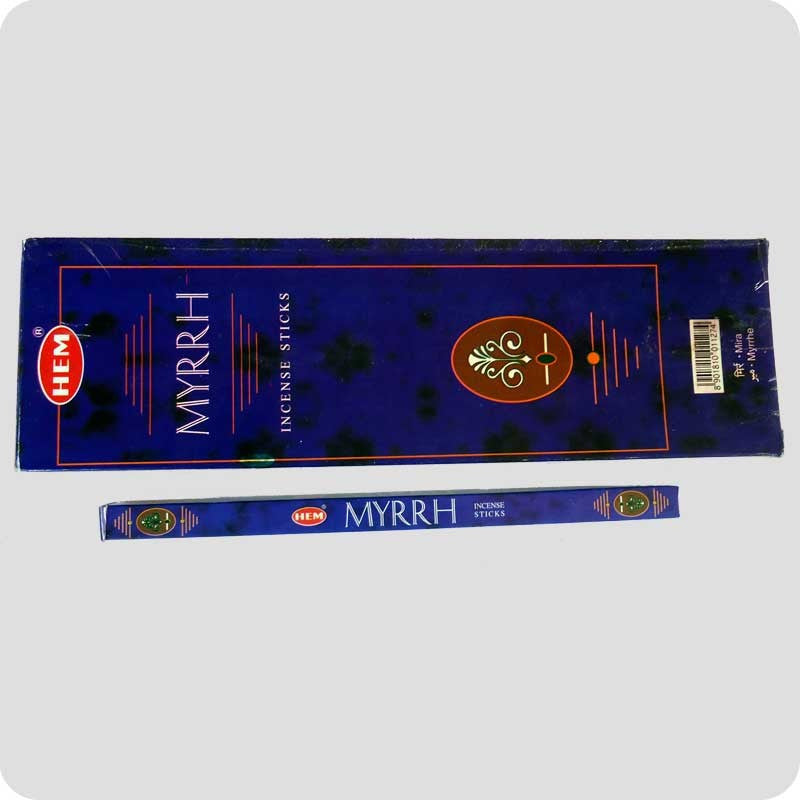 Myrrh Incense - Raw Energy Tools