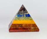 Chakra Pyramid - Raw Energy Tools