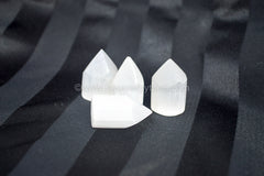 Selenite Mini Points