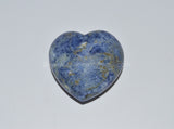 Sodalite Puffy Heart - Raw Energy Tools