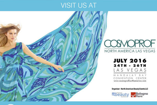 OPUS Exhibit at COSMoPROF (Las Vegas)