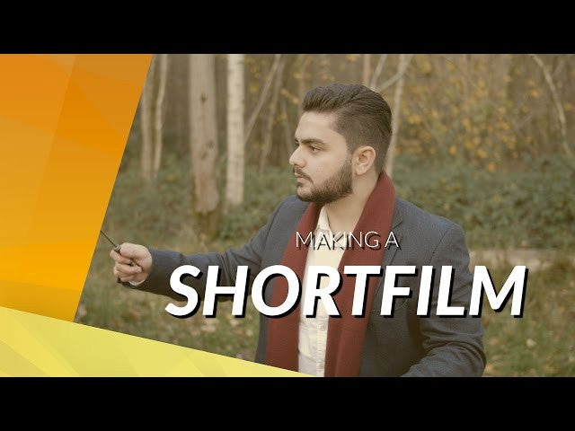 WHAT DO YOU WANT TO SEE? and SHORTFILM PRODUCTION
