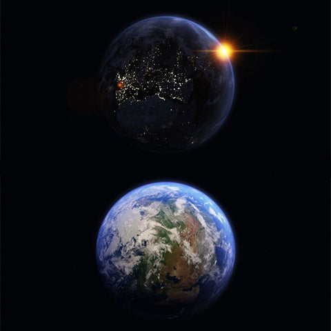 3D - Earth Model (16K Quality)
