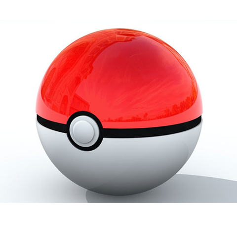 Project File - 3D Pokéball