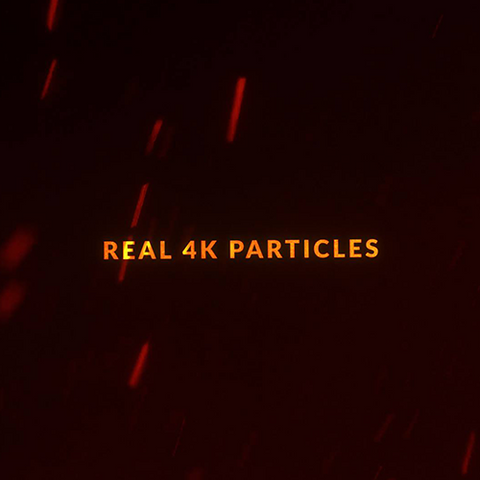 4K Particles Pack - 20 Unique Elements