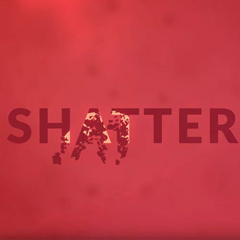 Live Text Template - Shattered Title Sequence intro